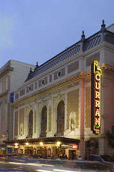 Curran Theatre - Photo of Curran Theatre