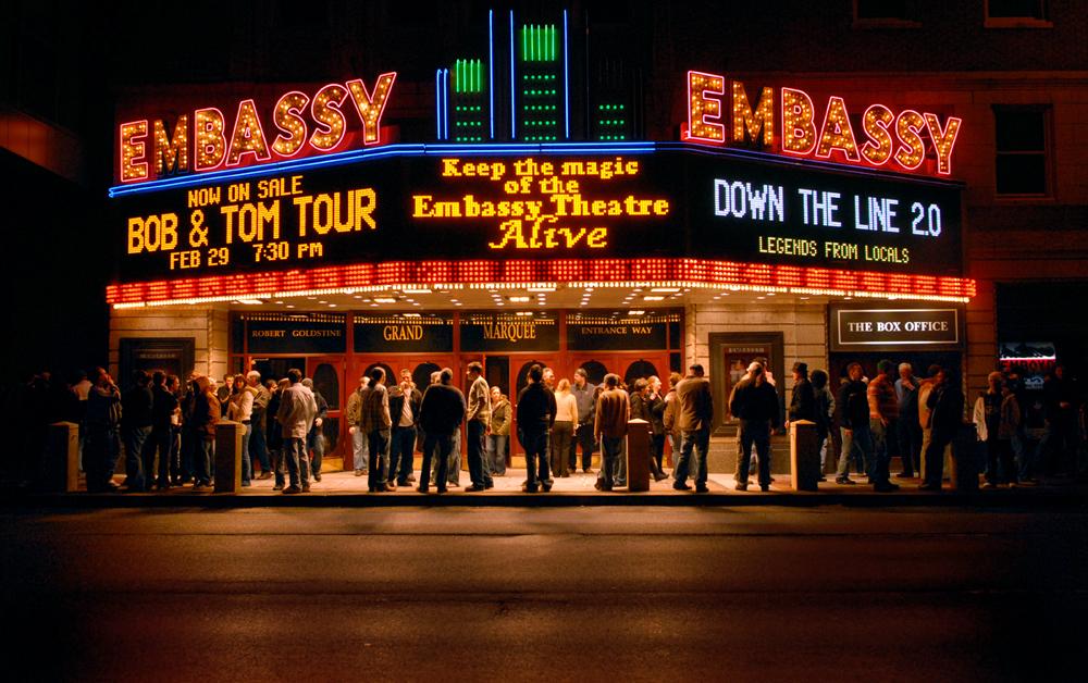 The Embassy Theatre Fort Wayne Broadway Org