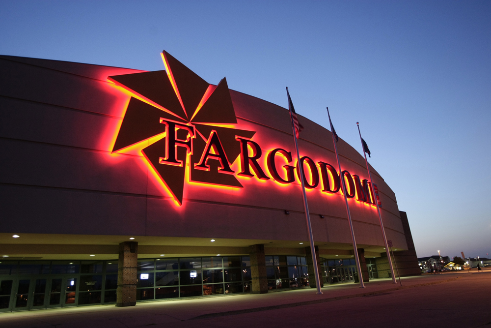 Gate City Bank Theatre - Fargodome