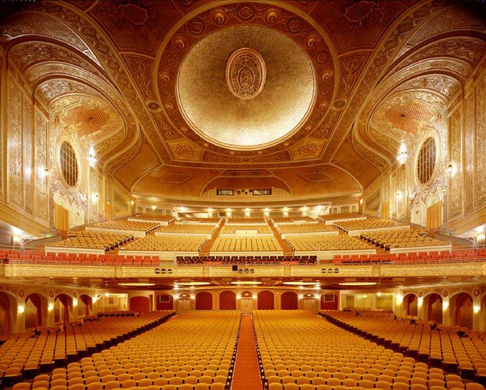 Paramount theatre seattle for Interior site
