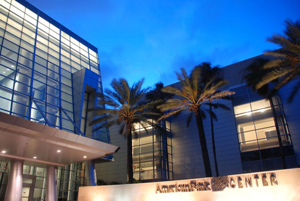 american bank center selena auditorium