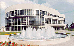 Hammons Hall - Photo of Hammons Hall