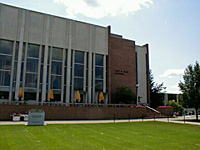 James W. Miller Auditorium - Photo of James W. Miller Auditorium