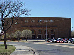 Lubbock Municipal Auditorium - Photo of Lubbock Municipal Auditorium