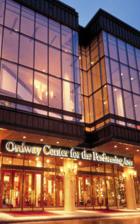 Ordway Center For The Performing Arts - Photo of Ordway Center For The Performing Arts