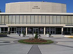 Ovens Auditorium - Photo of Blumenthal Center: Ovens Auditorium