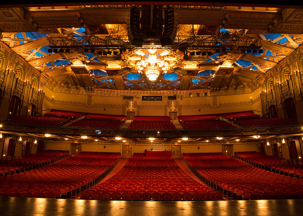 Image Gallery Pantages Theater