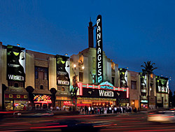 Pantages Theatre - Los Angeles - Photo of Pantages Theatre - Los Angeles
