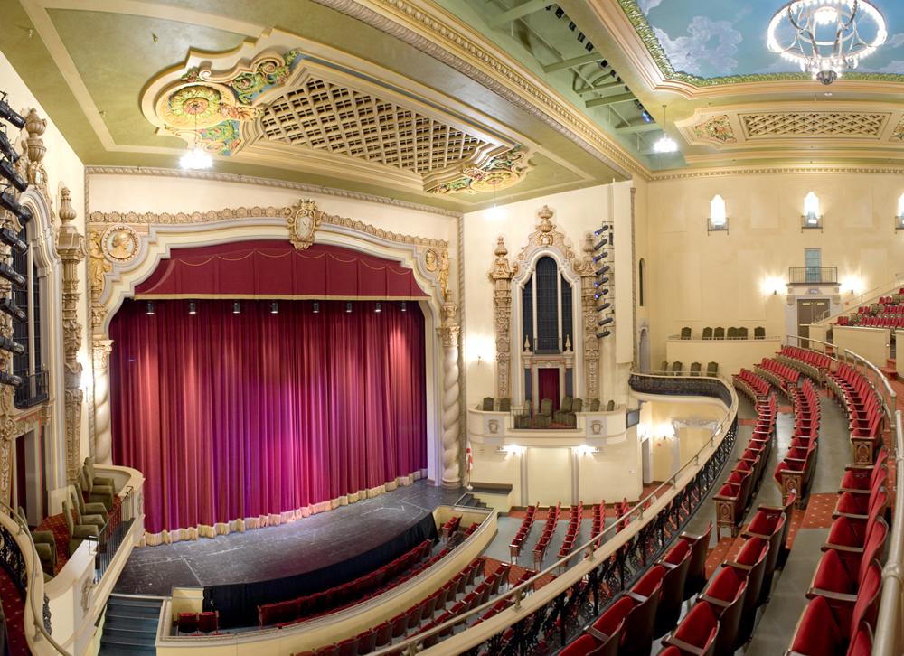 Saenger Theatre Pensacola Broadway Org