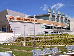 Tyson Events Center - Photo of Tyson Events Center