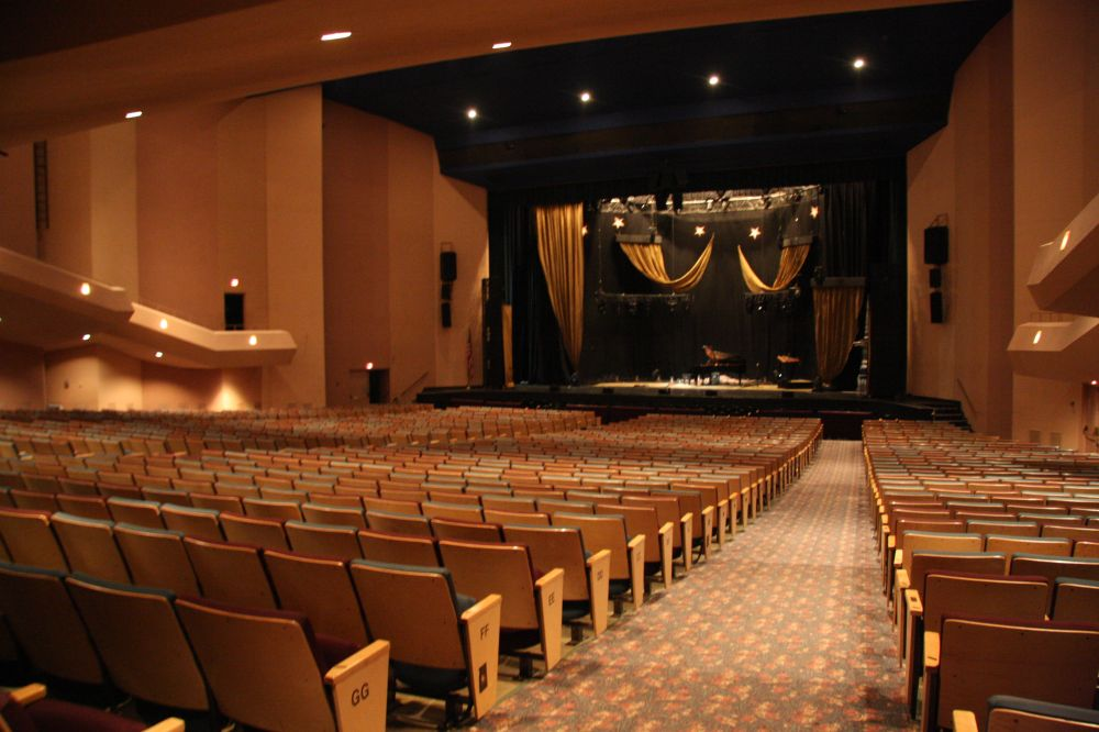 stranahan theater and great hall