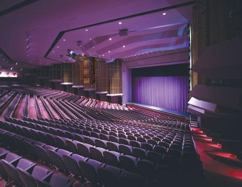 Van Wezel Performing Arts Hall - Photo of Van Wezel Performing Arts Hall