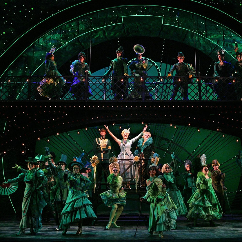 Broadway Touring Company Of Wicked