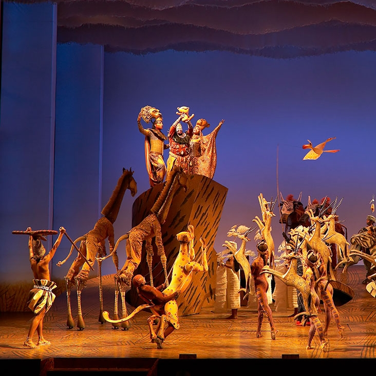 The Lion King - NYC | Broadway.org