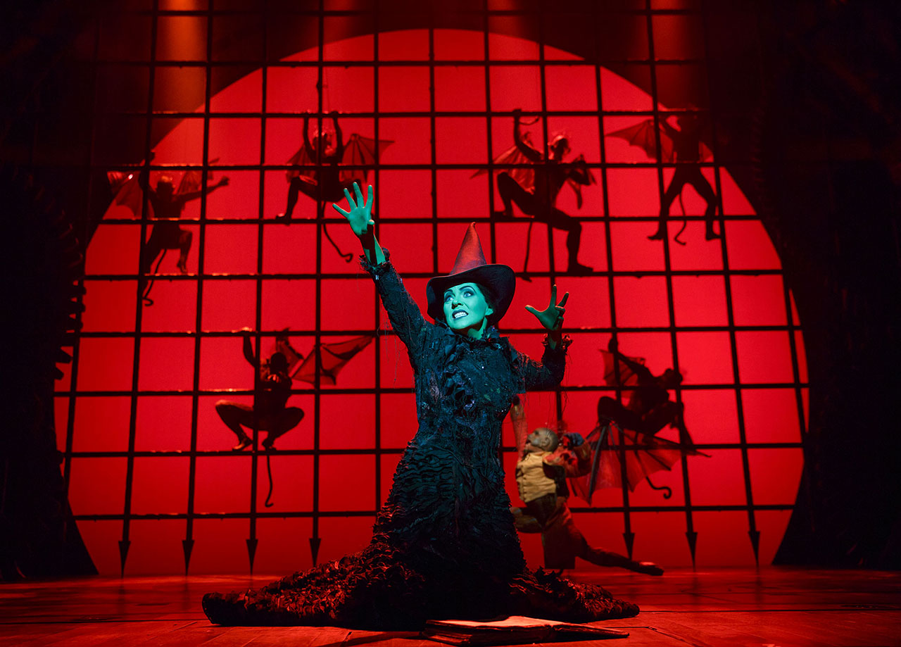 Wicked nyc for The broadway