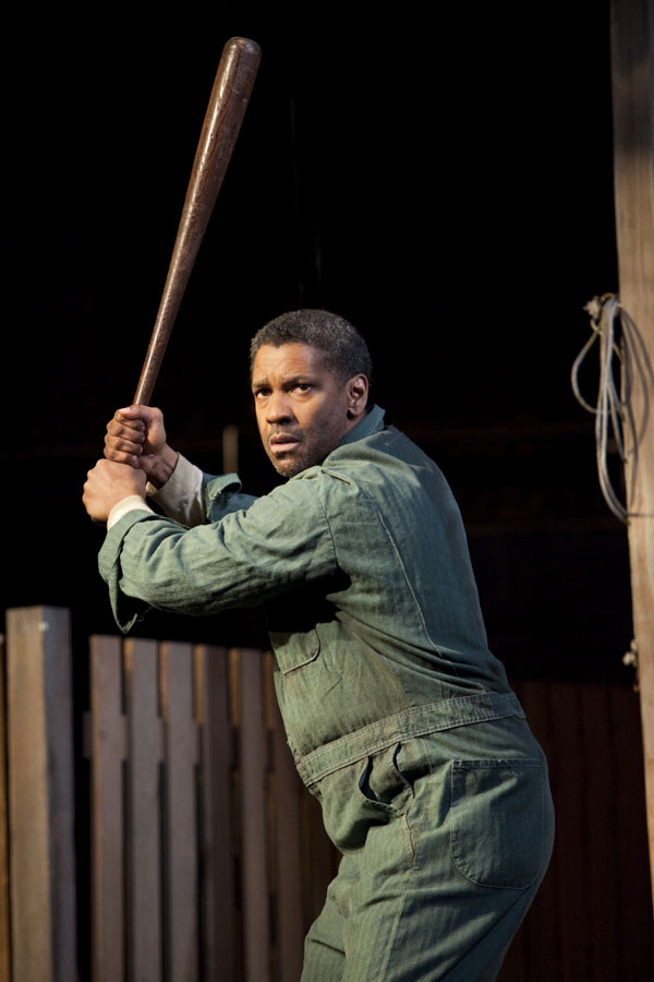 Fences By August Wilson Cast