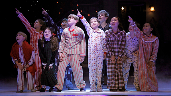 a christmas story the musical broadway musical original ibdb - A Christmas Story Musical