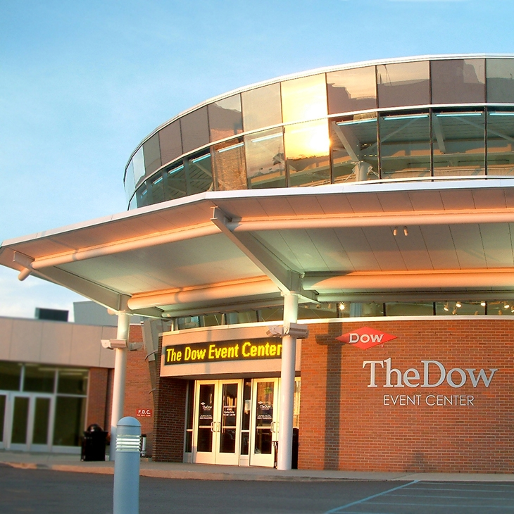 The Dow Event Center - Saginaw
