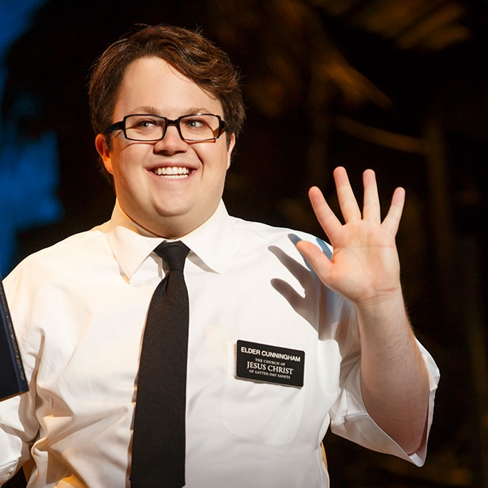 The Book of Mormon National Tour