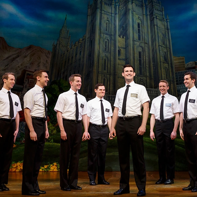 The Book Of Mormon On Tour Broadway Org