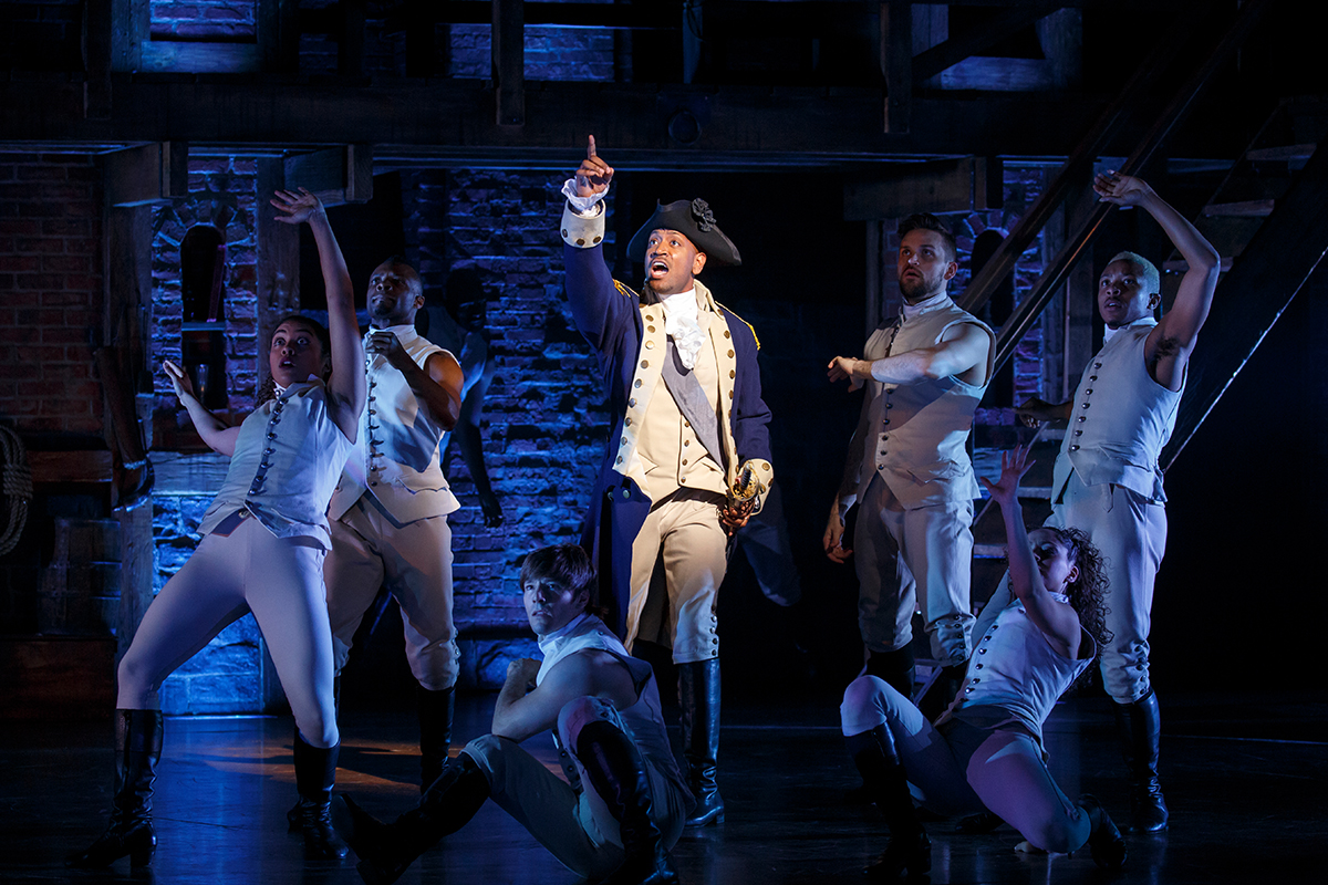 Hamilton - NYC | Broadway.org