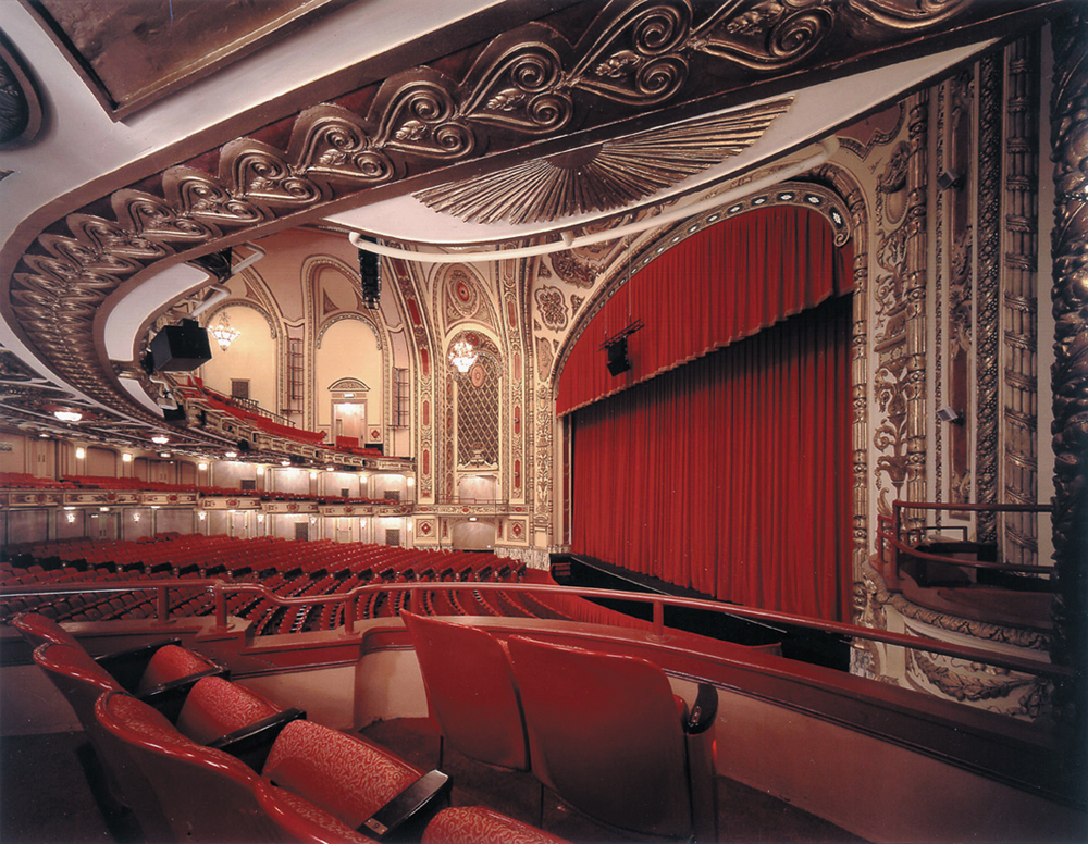 Cadillac Palace Theatre - Chicago, IL | IBDB