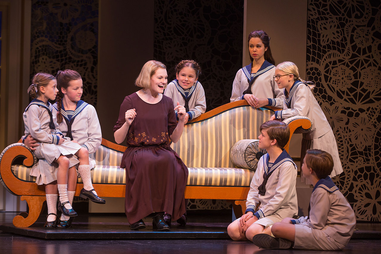 Image result for sound of music broadway show
