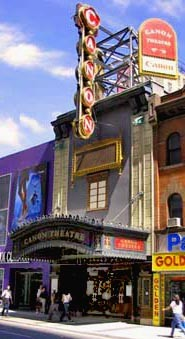 Ed Mirvish Theatre - Photo of Ed Mirvish Theatre