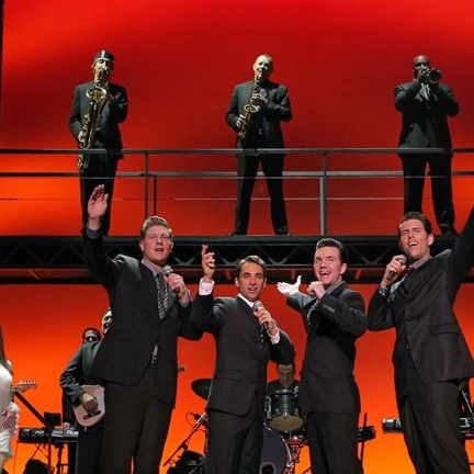 Jersey Boys National Tour