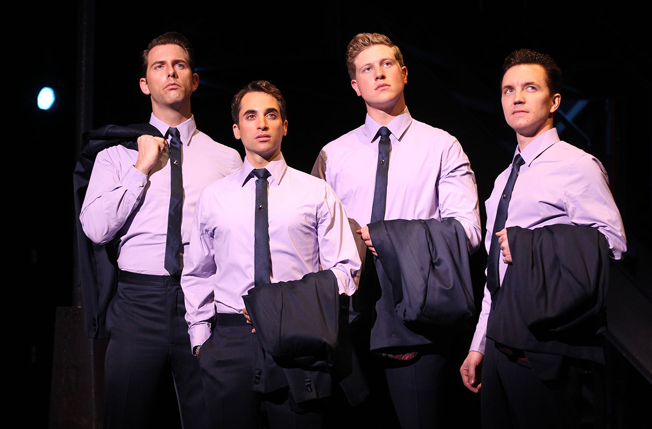 Jersey Boys On Tour Broadway Org