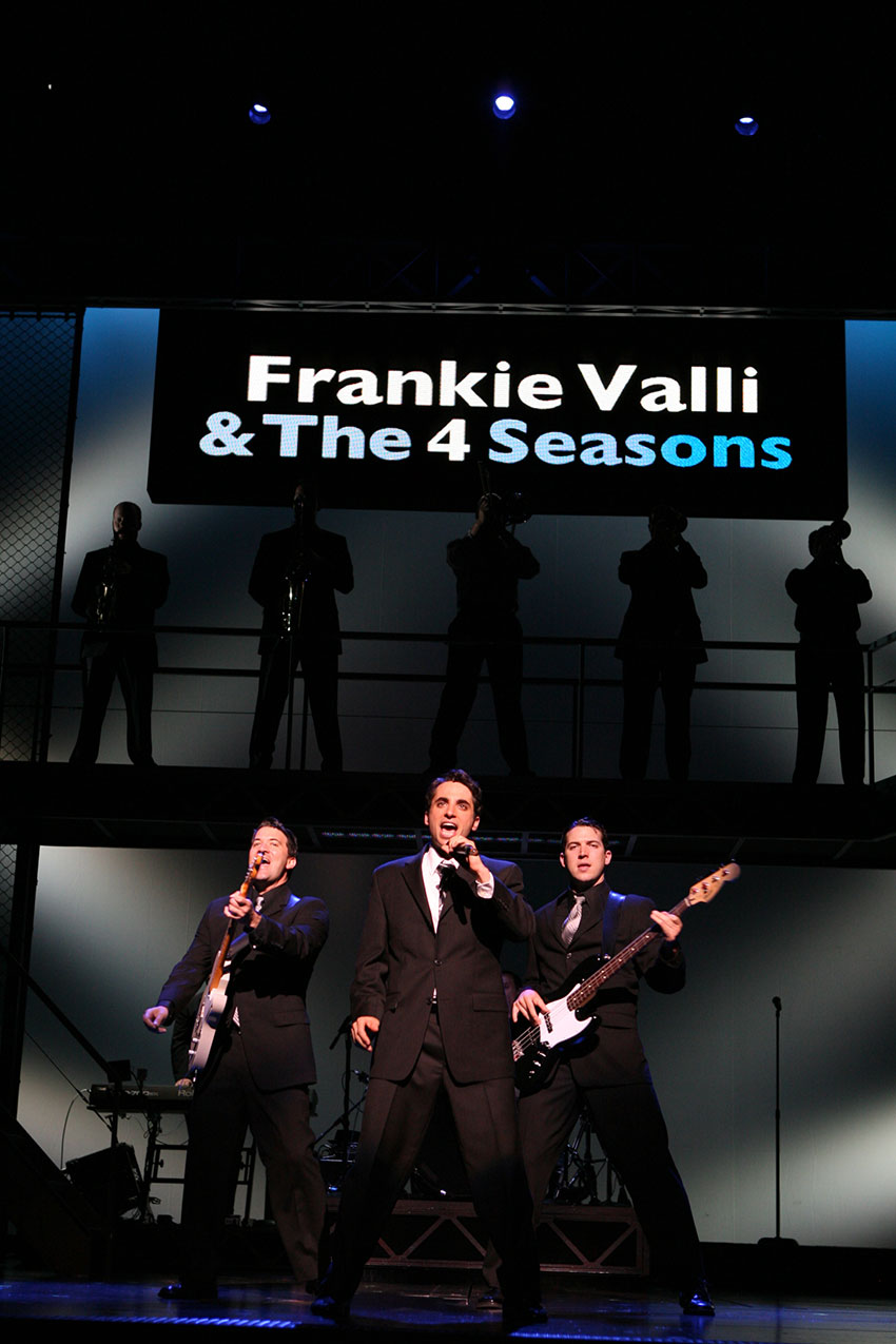 Jersey Boys on Tour | Broadway org