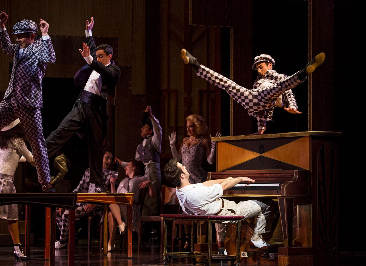 Cirque du Soleil Paramour – Broadway Musical – Original | IBDB