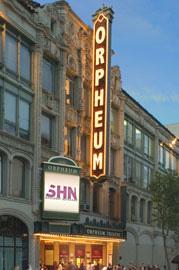 Orpheum Theatre - San Francisco - Photo of Orpheum Theatre - San Francisco