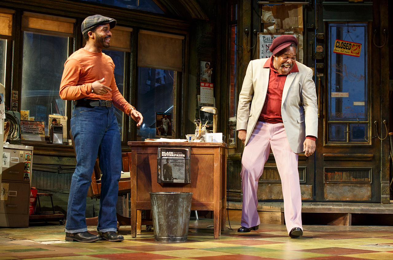 a critique of the off broadway show jitney based on a dramatic play by august wilson