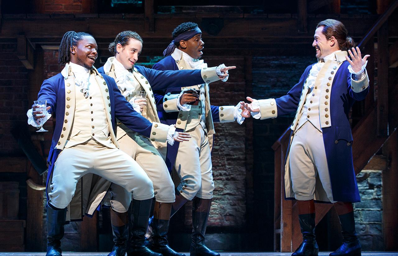 Hamilton on Tour | Broadway org
