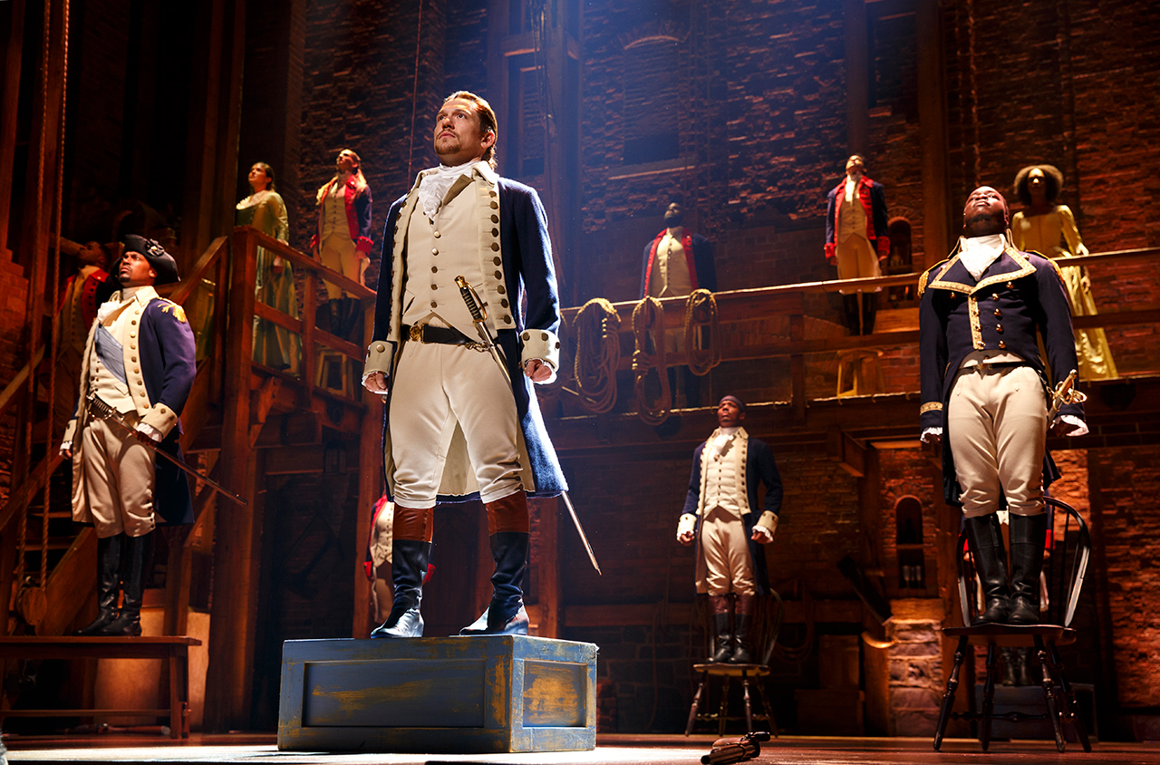 Image result for hamilton play