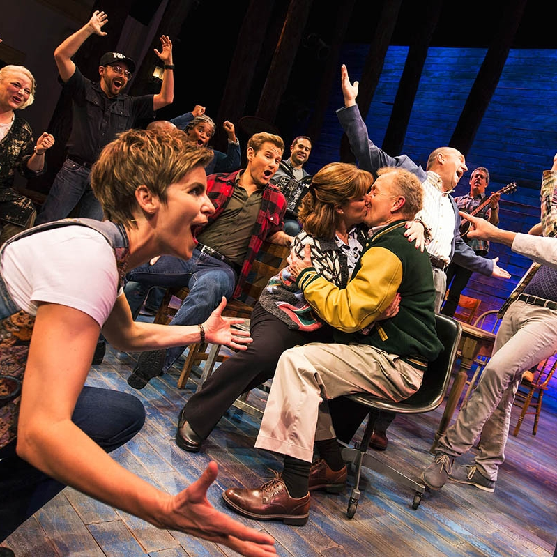 Come From Away - NYC | Broadway org