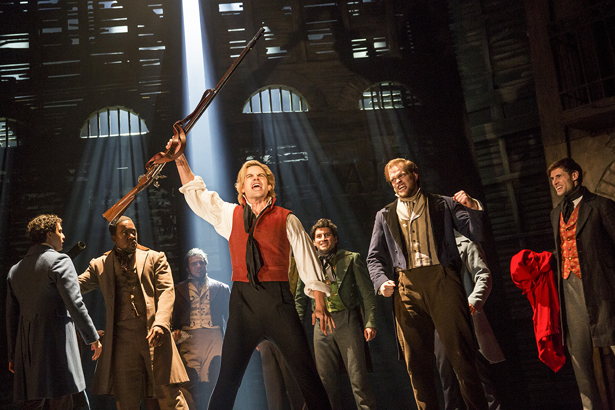 Les Miserables National Tour 2020 Les Misérables on Tour | Broadway.org