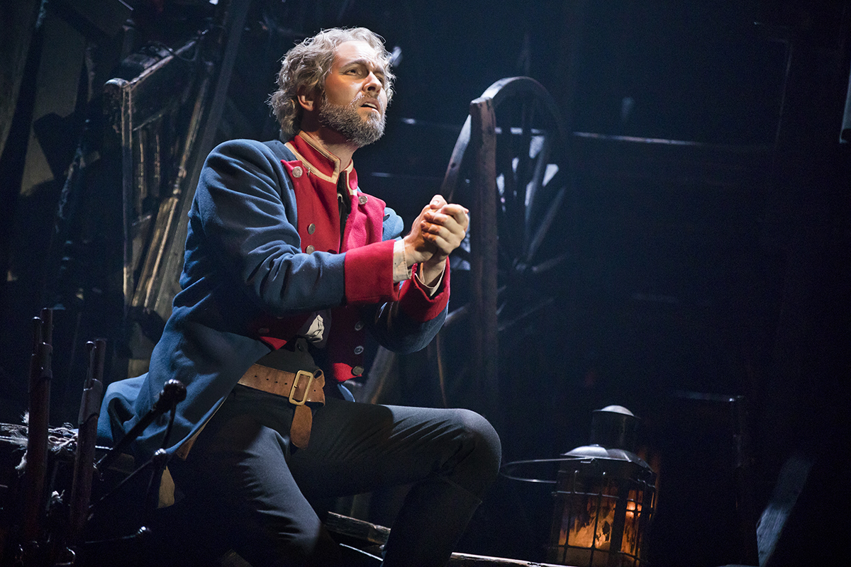 Les Misérables on Tour | Broadway.org
