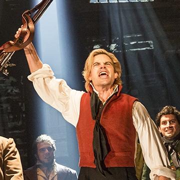 Les Misérables on Tour   Broadway org