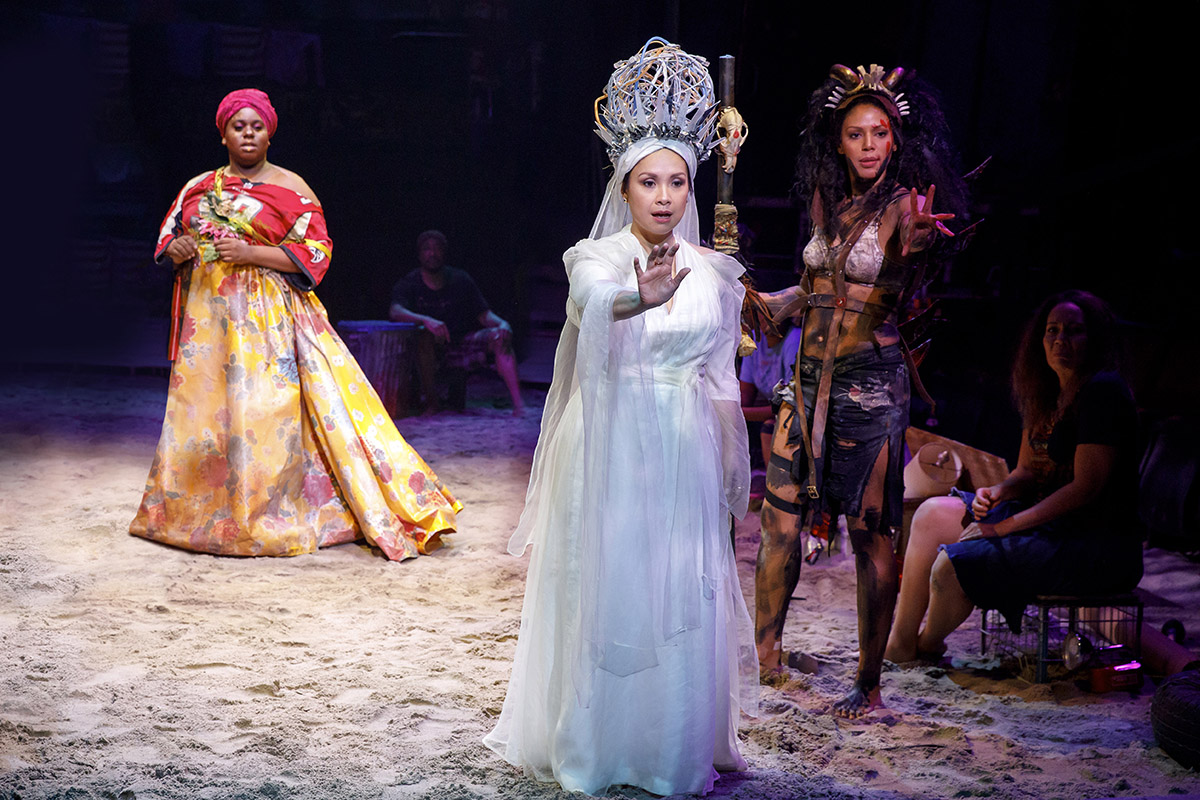 Once On This Island Photos - Gallery | Broadway org