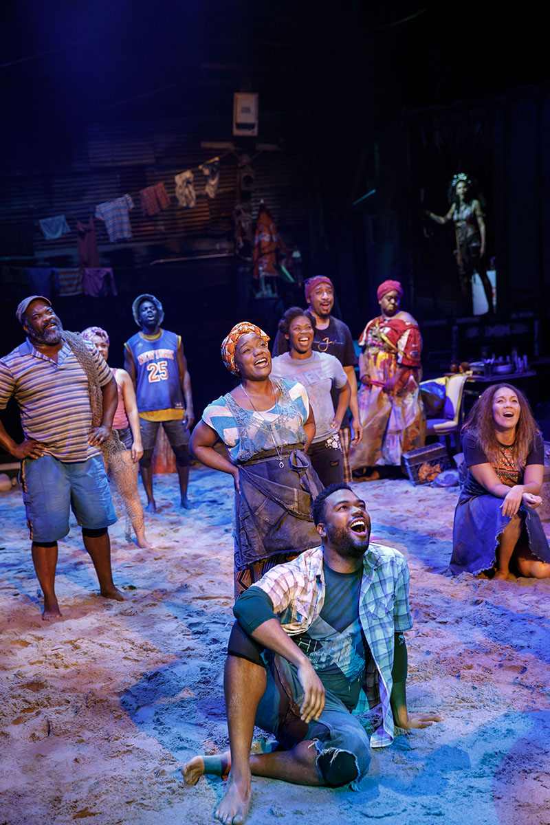 Once On This Island Photos - Gallery   Broadway org