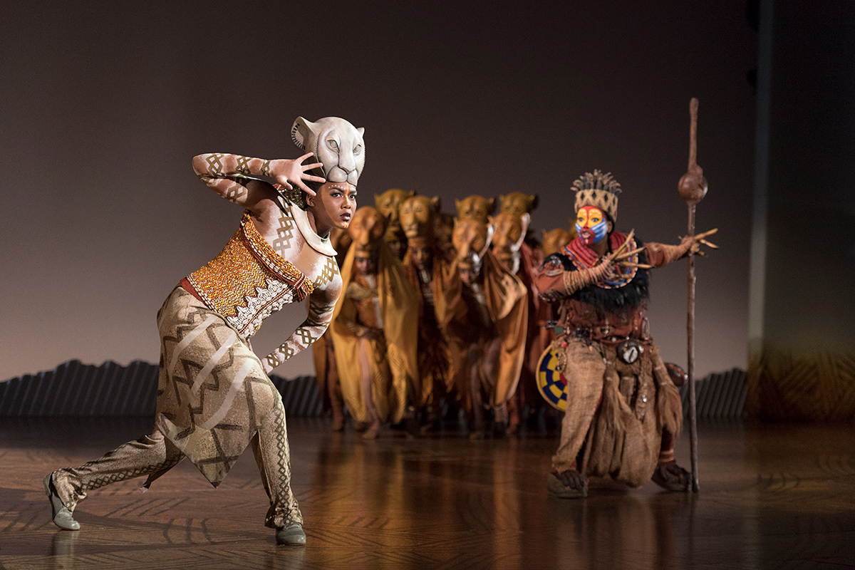 The Lion King On Tour Broadway Org