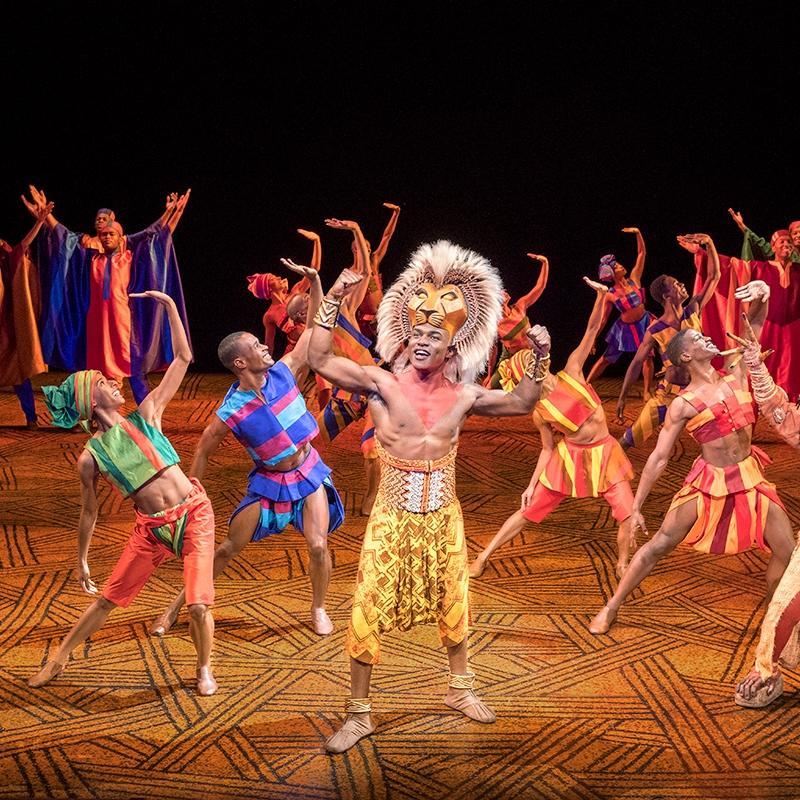 The Lion King On Tour Broadwayorg