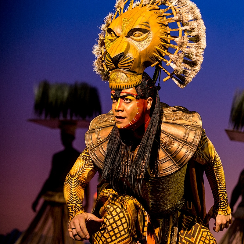 the lion king on tour