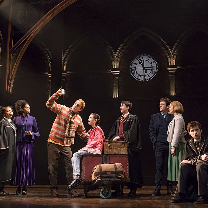 Harry Potter and the Cursed Child Photos