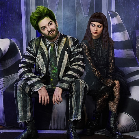 cast of beetlejuice the musical