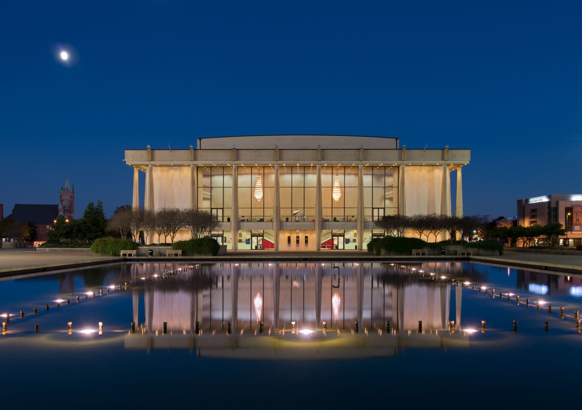 Chrysler Hall - Photo Credit: Michael Pennello