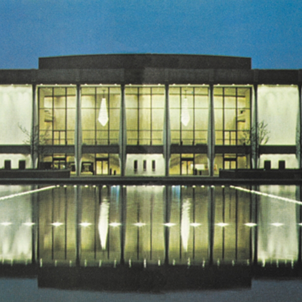 Chrysler Hall - Norfolk