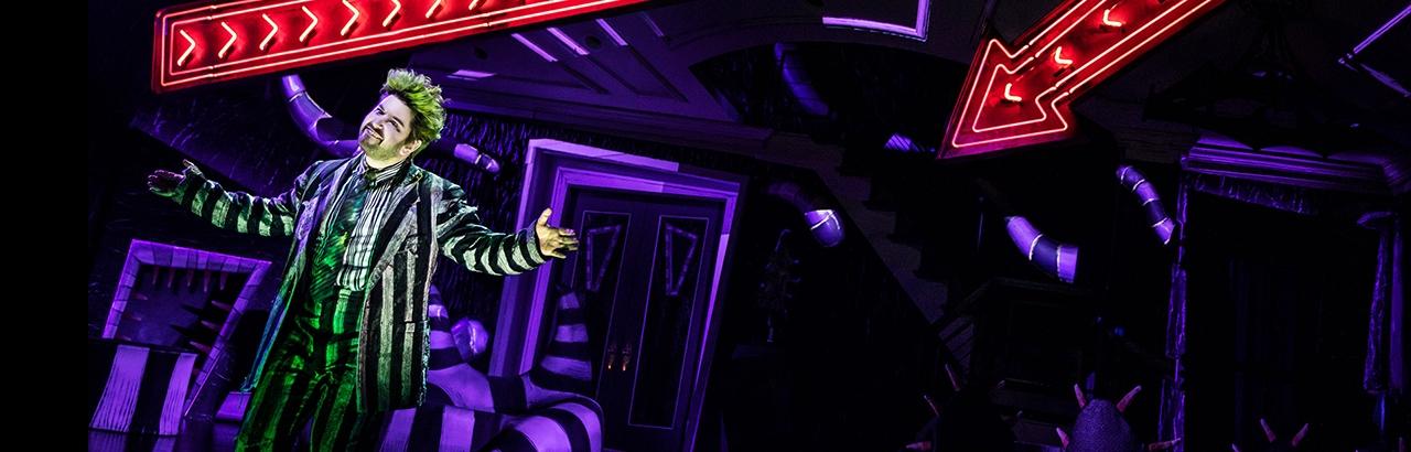 Beetlejuice - NYC | Broadway org